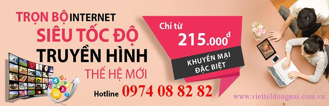 Viettel Đồng Nai Slide 2