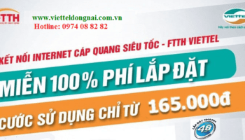 Cáp quang Viettel Đồng Nai