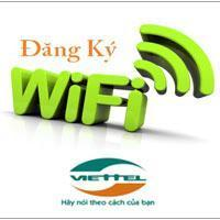 Đăng ký lắp mạng Viettel