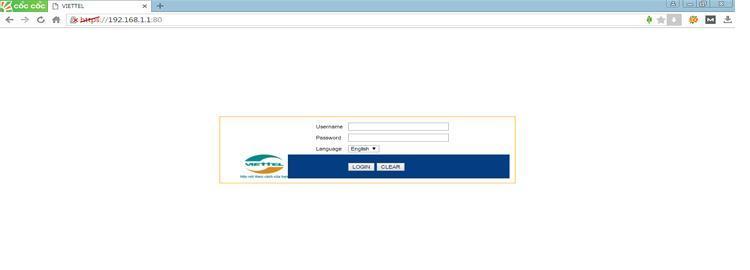 Hướng dẫn đổi mật khẩu Wifi mạng Viettel