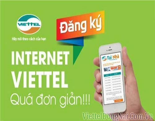 Lắp đặt mạng Viettel Tân Phú Đồng Nai