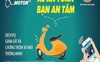 Định Vị Xe Máy Viettel Smart Motor - Giám sát Chống Trộm xe máy