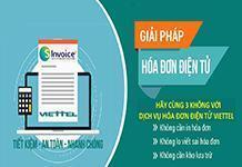 Mua hoá đơn điện tử Viettel Đồng Nai
