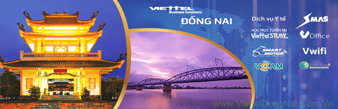 Lắp dịch vụ Truyền hình & Internet Cáp quang Viettel tại Đồng Nai