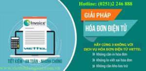 Đăng ký hoá đơn điện tử Viettel Đồng Nai