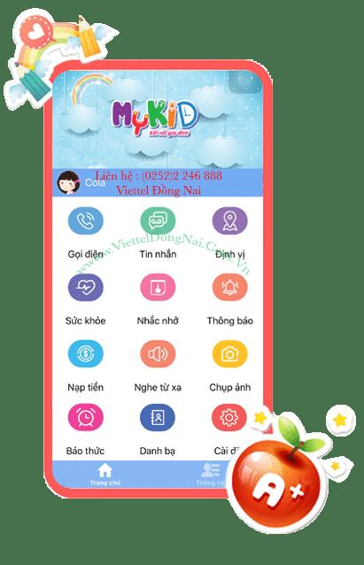 Tải App quản lý Đồng Hồ trên SmartPhone