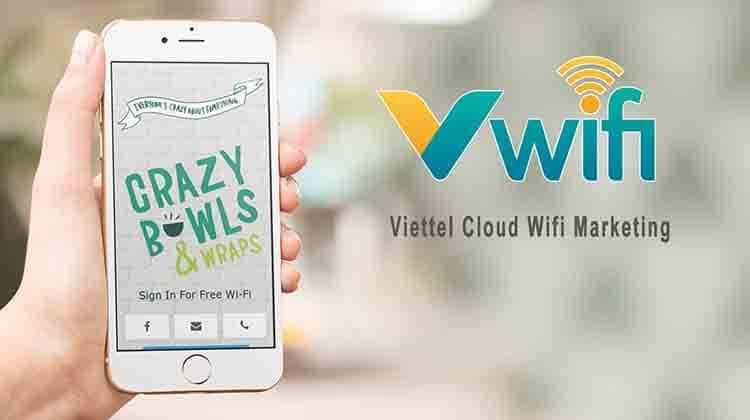 Wifi Marketing cho Doanh nghiệp